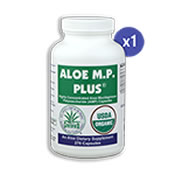 1 Bottle Aloe M.P. Plus