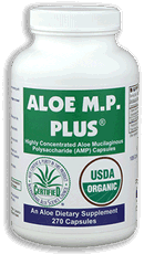 Aloe M.P. Plus® is the most powerful IASC certified AMP concentrate available.